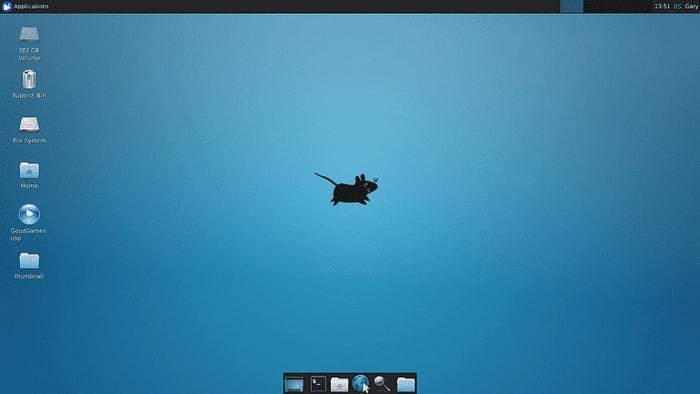 Linux Desktop Environments xfce